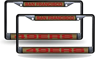 metal license plate inserts