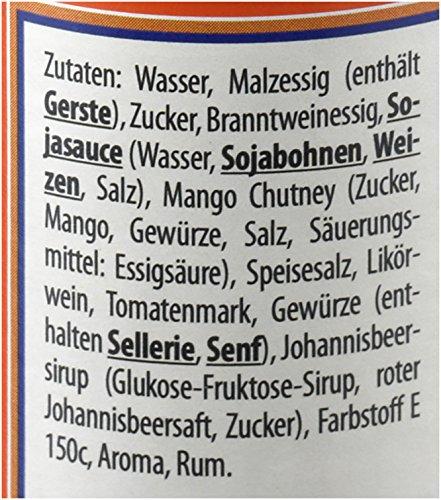 Appel Worcester Sauce Flasche, Würzsauce, 1 x 1000ml - 2