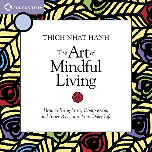 The Art of Mindful Living audiobook cover art
