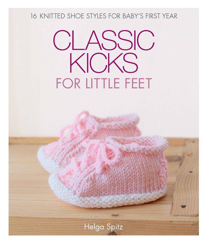 NOT a finished item This is a pattern and//or instructions to make the item only. Vintage Knitting PATTERN to make Cuffed Boots Baby Booties Shoe