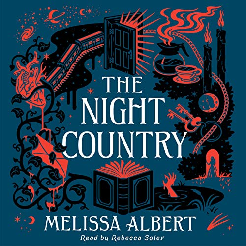 Couverture de The Night Country