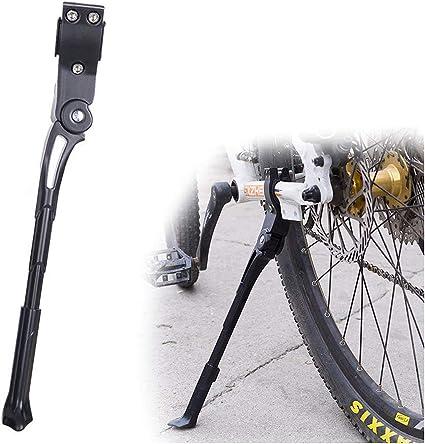 "Adjustable Bike Bicycle Kickstand Aluminium Alloy Side Kick Stand fits 24/""-29/"""