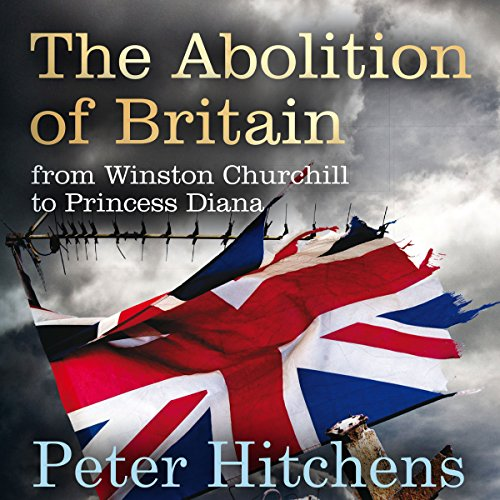 The Abolition of Britain audiobook cover art