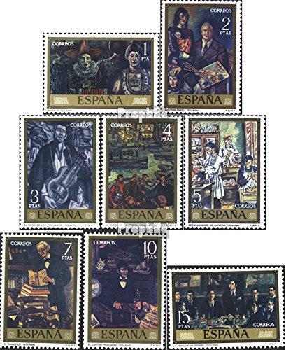 Sellos de Correos de España Marca Prophila Collection