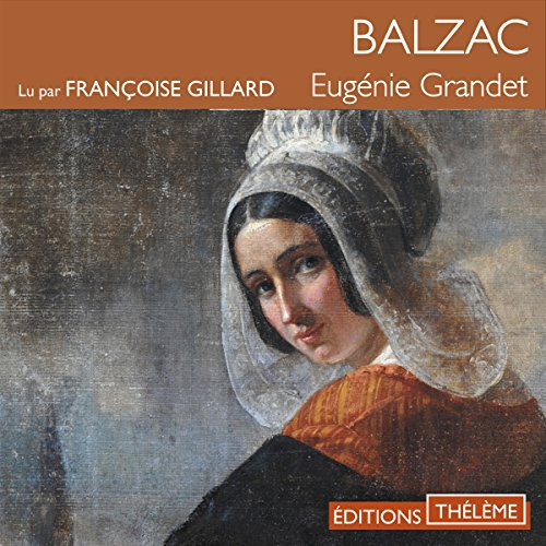 Eugénie Grandet audiobook cover art