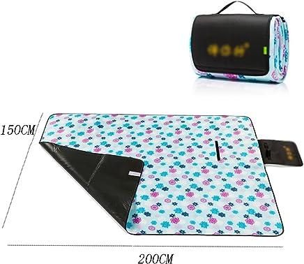 LXF Picknickdecken Picknickmatten Feuchtigkeitsfeste Feuchtigkeitsfeste Feuchtigkeitsfeste Pad Outdoor Rasenmatte Tuch 200  150CM Wasserdichte Unterlage B0734TYS6V | Große Auswahl  bcde96