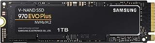 Samsung 970 EVO Plus 1TB PCIe Gen 3.0 ×4 NVMe M.2 (2280) 最大 3,500MB/秒 内蔵 SSD MZ-V7S1T0B/EC 国内正規保証品