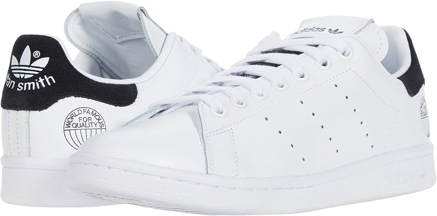 Amazon.com | adidas Mens Stan Smith Lace Up Sneakers Shoes Casual ...