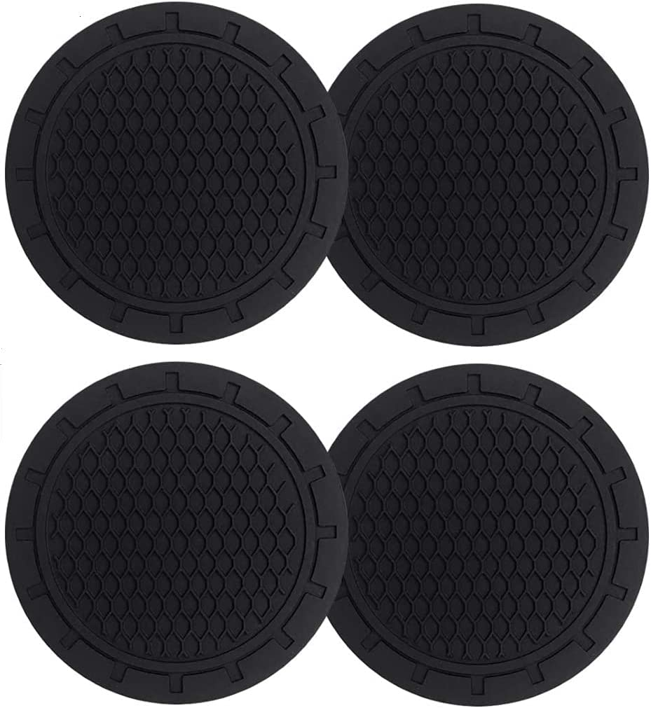 Car price Cup Holder Coasters for Drinks Sport Now on sale Absorbent - Auto Lo