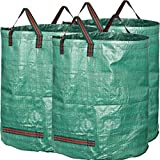 GardenMate 3x 300L Sacchi da giardinaggio PROFESSIONAL - Sacchi per rifiuti da giardino - ...