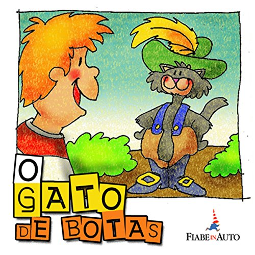 O Gato de Botas audiobook cover art
