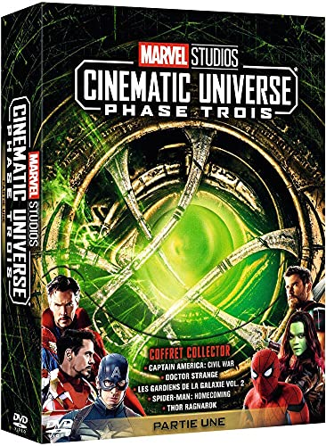 Marvel studios cinematic universe : phase 3.1 - 5 films