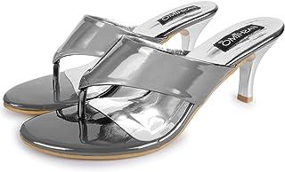 FASHIMO Stylish Fashion Slippers(Heel Sandal) For Women And Girls