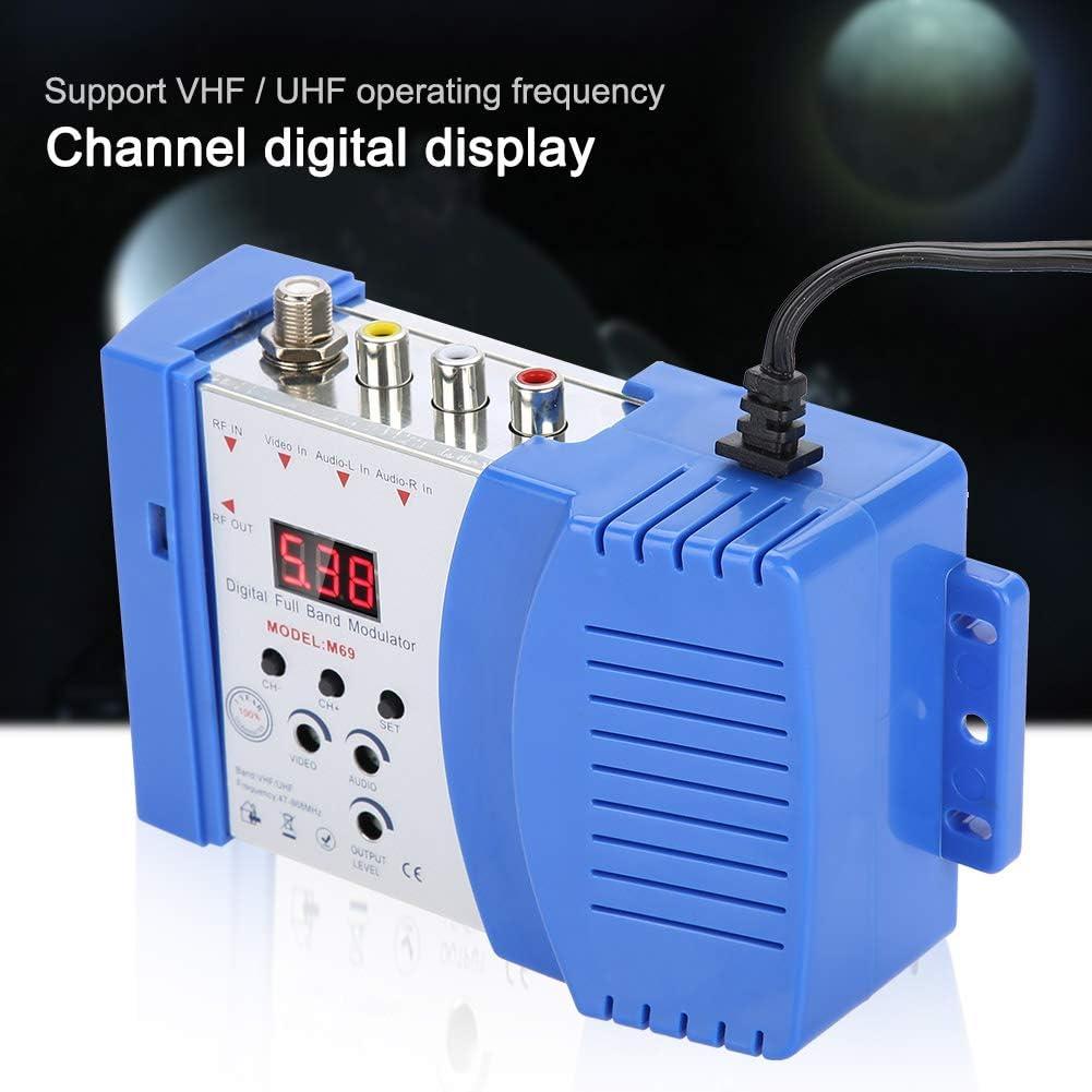 Elektronik & Foto RF Modulatoren sumicorp.com Yctze Digitaler HF ...
