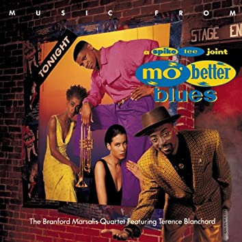 MUSIC FROM MO' BETTER BLUES