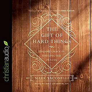 The Gift of Hard Things audiobook cover art