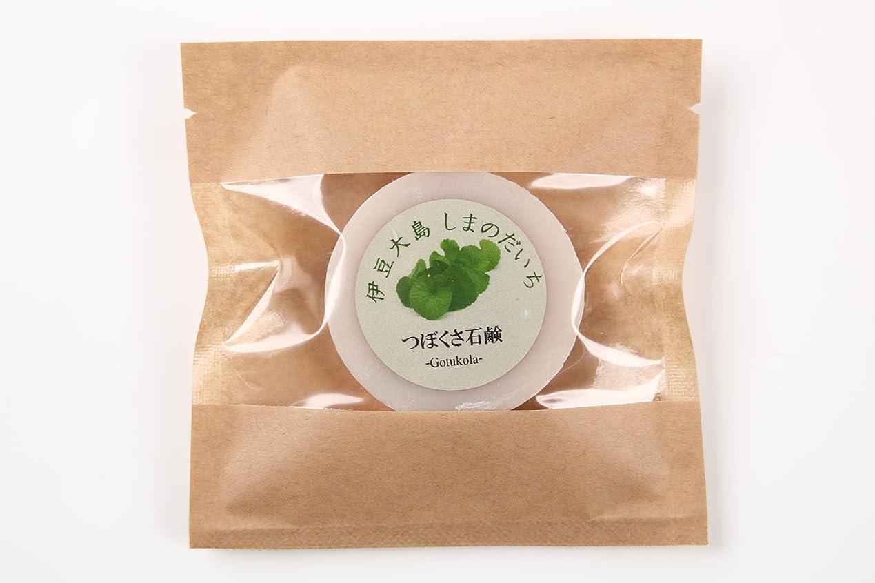 排他的変動するラジエーターツボクサ(ゴツコラ)の石鹸(伊豆大島産)