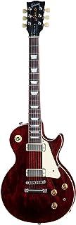 Gibson Les Paul Deluxe 2015 - Guitarra eléctrica, acabado wine red