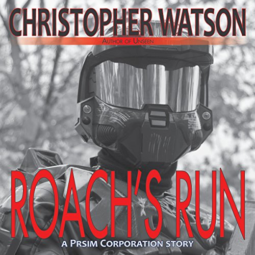 Roach's Run audiobook cover art