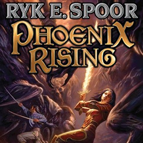 Phoenix Rising     Phoenix, Book 1              By:                                                                                                                                 Ryk E. Spoor                               Narrated by:                                                                                                                                 Madeline Powers                      Length: 16 hrs and 49 mins     26 ratings     Overall 4.0