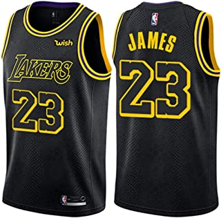 Majestic Athletic Lebron James  23 Los Angeles Lakers Swingman Men s Jersey 8beb20bc4