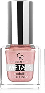 Golden Rose Metals Metallic Nail Color, No. 108