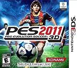 Pro Evolution Soccer 2011 3D - Nintendo 3DS