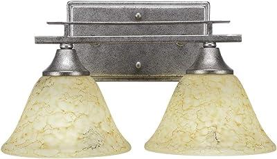Amazon.com: minka lavery 4782 – 77 Conspire – dos cambiador ...