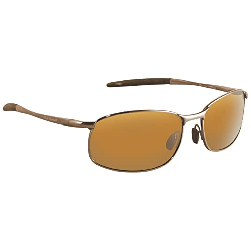 a76d82fb15 Flying Fisherman San Jose Polarized Sunglasses (Copper Frame