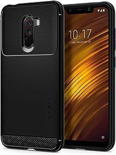 Spigen Xiaomi POCOPHONE F1 Rugged Armor cover/case - Black