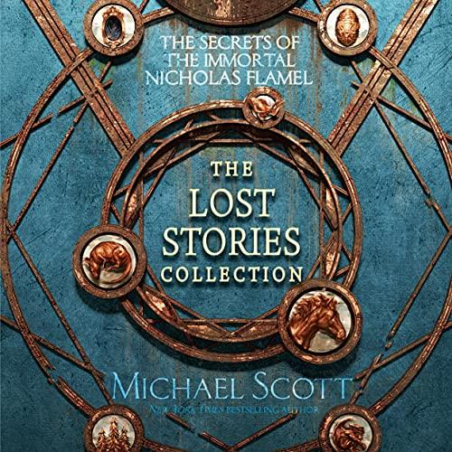 The Secrets of the Immortal Nicholas Flamel cover art