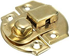 Kabinet Klinken Retro Koffer Lade Borst Toggle Klink Vang Postbus Houten Doos Lock Hasp 27x29mm Doos Sluiting (Grootte: 3...