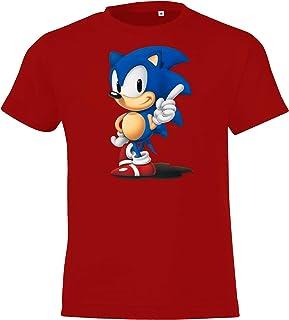 TRVPPY Kinder T-Shirt Modell Sonic