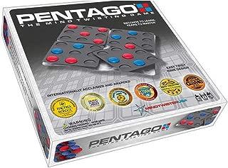 Mindtwister USA Pentago Game, Lite Edition