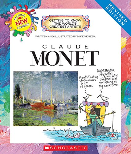 Claude Monet (Revised Edition) (Getting to Know the World's Greatest Artists)