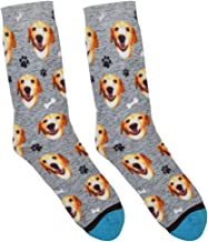 personalized socks with dog photos