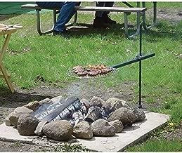 Bob-A-Que 360deg Swivel Outdoor Campfire Grill