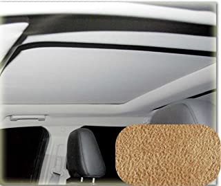 Heads Up OptionZ Suede Doe Skin Sunroof Fabric Recovery Kit