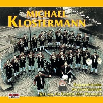 Michael Klostermann und seine Musikanten