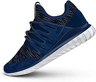 adidas Tubular Radial Mystery Tactile Blue Athletic Mens Style: BB2396-E-MUSBLU/TACBLU Size: 7