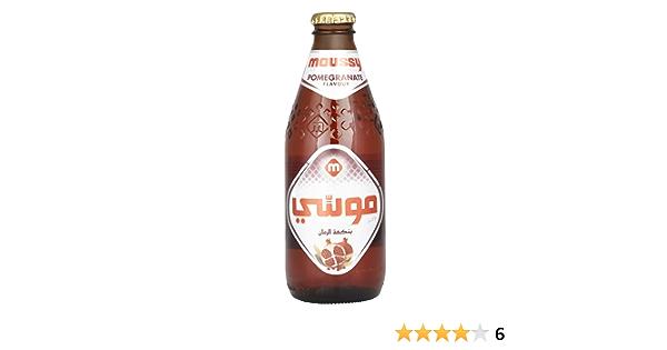 موسي شراب الشعير خالي من الكحول بنكهة الرمان 330 مل Amazon Ae
