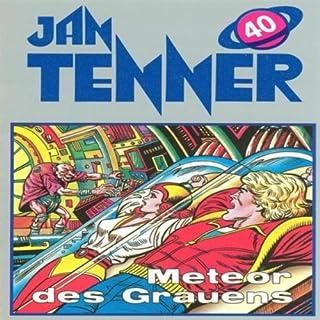 Meteor des Grauens (Jan Tenner Classics 40) Titelbild