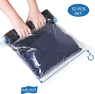 Best roll up travel space bags Reviews