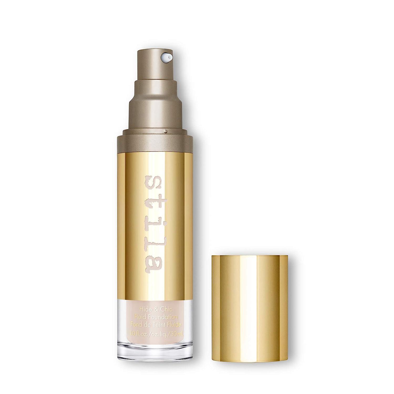 stila Hide and Chic Liquid Ranking TOP3 Makeup Over item handling Foundation