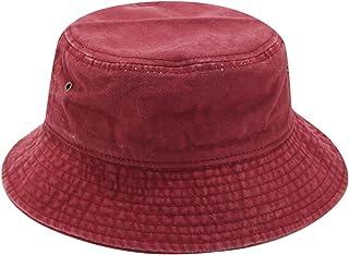 YueLian Little Girls Baby Portable Boats Fisherman Sun Protection Bucket Hat