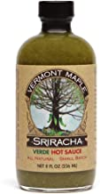 Vermont Maple Sriracha Verde All Natural Hot Sauce