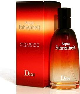 Aqua Fahrenheit by Christian Dior for Men - Eau de Toilette, 125ml