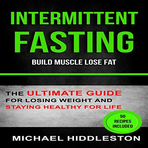 Intermittent Fasting audiobook cover art