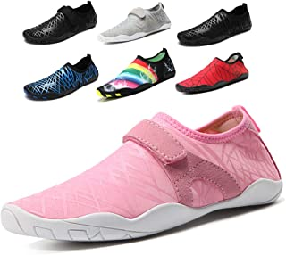 Cheston Men's Women's Barefoot Quick Dry Aqua Water Shoe