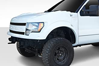 Brightt Duraflex ED-KIH-350 Off Road Raptor Trophy Truck Front End Conversion - 3 Piece Body Kit - Compatible With F150 2004-2014